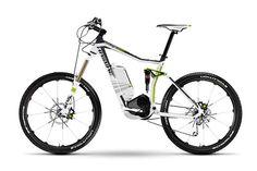 Mountainbike goes E-Power: Haibike Xduro E-Mountainbikes for 2013