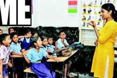 More than 1Lakh schools have single teacher in India Read more from #Edubilla   ,. http://www.edubilla.com/news/education/more-than-1lakh-schools-have-single-teacher-in-india/