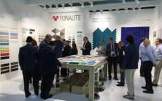 #Tonalite a #Coverings '18, The Global Tiles and Stone Experience ad Atlanta - http://www.reportcampania.it/news/tonalite-a-coverings-18-the-global-tiles-and-stone-experience-ad-atlanta/
