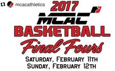 @mcacathletics Saturday Basketball Final Fours at University of Winnipeg's Duckworth Centre! Come check out the action!  Women's Schedule  #4 University of Winnipeg Wesmen vs #1 Canadian Mennonite University Blazers 12:00pm  #3 Providence University College Pilots vs #2 Red River College Rebels 2:00pm  Men's Schedule  #3 Providence University College Pilots vs #2 Canadian Mennonite University Blazers 4:00pm  #4 University Of Winnipeg Wesmen vs #1 Red River College Rebels 6:00pm