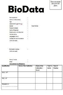 Careers Bio Data Format in pdf Sample Resume Format, Sample Resume Templates, Rental Agreement Templates, Best Resume Template, Resume Writer, Resume Help, Resume Tips, Biodata Format Download, Wedding Photography Contract