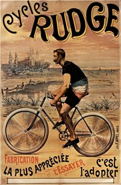 1860 - Cycles Rudge