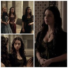 Mary's Black Dress 1x09: For King and Country