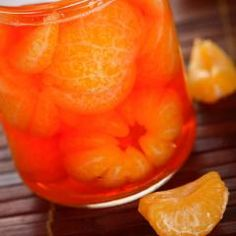 Cocktails, Drinks, Cantaloupe, Food And Drink, Fruit, Sodas, Syrup, Marmalade, Mandarin Oranges