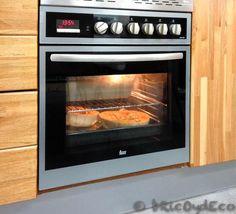 Truco para limpiar el horno de forma fácil, paso a paso