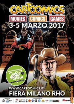Cartoomics: Cavazzano, Argento, Picardo, Calcutt, Bozzetto - http://www.afnews.info/wordpress/2017/02/13/cartoomics-cavazzano-argento-picardo-calcutt-bozzetto/