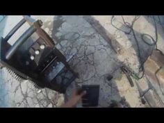 Измельчитель веток для трактора Т 25 - YouTube