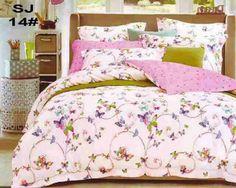 Sprei & bed cover made by order bahan katun jepang, pemesanan ke 081554469976 (sms atau whatsapp) atau komen di pict..