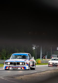 BMW 3.5 CSL #bmw #cars #tyres