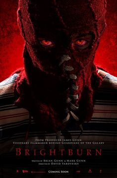 Official theatrical movie poster ( of for Brightburn Starring Elizabeth Banks, David Denman, Meredith Hagner All Movies, Horror Movies, Movies To Watch, Hindi Movies, Movies Online, Movies And Tv Shows, Horror Music, Film Online, Movies Free