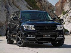 #Toyota Land Cruiser