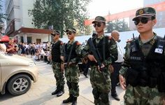 Xinjiang Trending on TrendsToday App #Twitter (India) 28 'terrorist group members' shot dead in China's Xinjiang: authorities #terrorist #shotdead #China #Xinjiang Visit TrendsToday.co for App