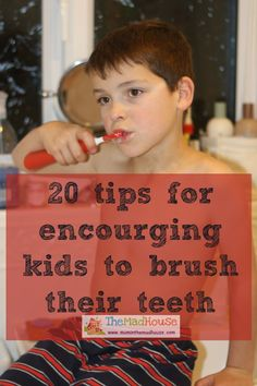 Kids Health Take turns brushing teeth with kids so you can make sure they haven't missed anything (or brush after they have). Get kids to brush with disclosing tablets once a week - they will love the surprising effect Dental Health Month, Oral Health, Health Care, Dental Kids, Dental Care, Dental Hygienist, Dental Works, Healthy Teeth, Healthy Kids