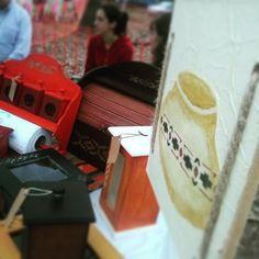 Especiero + portarrollo, panera, yerberas, cajas de té