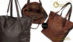 Per questo Autunno Inverno 2013-2014 la linea di tendenza per gli #accessori propone di nuovo uno sguardo privilegiato verso l'utilizzo delle #borchie come decorazione per le #borse . http://www.alegabryabbigliamento.com/moda/borse-donna-con-borchie-ed-intarsi