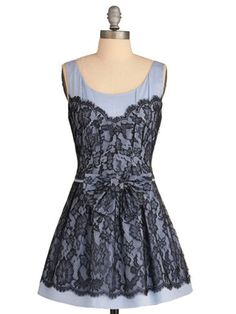 Modcloth Prep for Class Dress #50shadesofgrey www.theblush.com