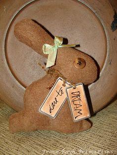 Primitive Bunny