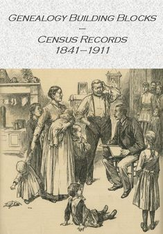 Census are essential building blocks for any family tree. They are a snapshot of family on a certain night in a certain year. Of course there are always those who tried to fool the enumerator - such as my great grandfather who managed to get recorded twice!!