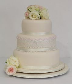 A Little Cake Place | Three Tier Cake Designs