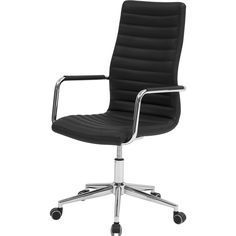 istar Kontorsstol - 3.799:- | Köp online | ILVA The Office, Interior Design, Inspiration, Furniture, Sort, Office Chairs, Home Decor, Decoration, Design Interiors