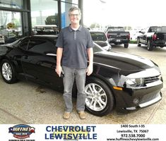 #HappyBirthday to Stan from Steven Lewis at Huffines Chevrolet Lewisville!  https://deliverymaxx.com/DealerReviews.aspx?DealerCode=UBM1  #HappyBirthday #HuffinesChevroletLewisville