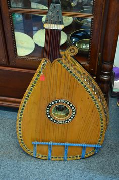 Starosritsky Bandona Mall, Nest, Music Instruments, Antiques, Awesome, Antiquities, Musical Instruments, Antique, Template