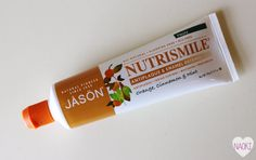 Naoki | Jason Nutrismile natuurlijke tandpasta