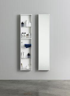 Spegelförvaring från Aspen / Förvaring / Badrum / Skandinavisk / Smink / Bathroom / Swedish / Scandinavian / Bathroom furniture / Make up