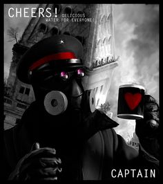 I love the Captain. ^.^ Romantically Apocalyptic is one of my favorite webcomics.