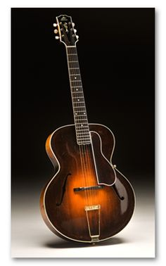Vintage 1927 Gibson L-4 Archtop Acoustic Guitar