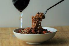 Spiced Spaghetti Bolognese