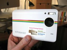 Gizmag takes a hands-on look at the Polaroid Z2300 digital instant camera