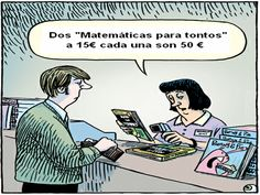 Matemáticas para tontos. | Matemolivares