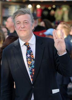 Stephen Fry Tried To Kill Himself Last Year