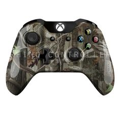 Custom XBOX One controller Wireless Glossy WTP-310-G1-Microprint Custom Painted- Without Mods