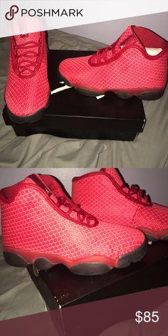 Jordan Horizon BG Like new. worn once. Jordan Shoes Sneakers