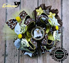 Eagle OTT Bow Where The Wild Things Are An Auction Style Event Opens 5/12/15 at 5 PM CST Closes at 5/14/15 at 9 PM CST Purchase Here: www.facebook.com/dollhousedesigngroup