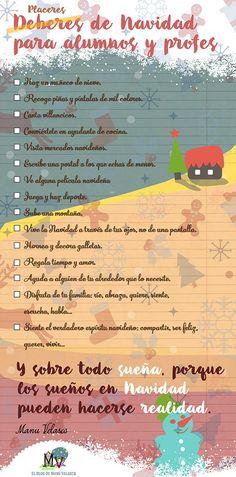 Placeres de Navidad, by Manu Velasco