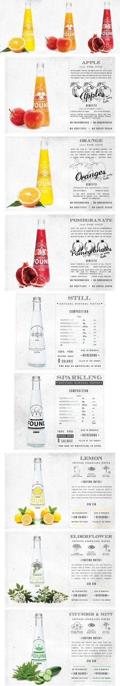 Found Organics #package #bottle