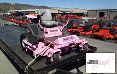 Bad Boy Mowers manufactures the top zero turn radius (ztr) commercial lawn mowers on the market in addition to a new line of riding mowers for home lawn and garden use. If you are in the professional lawn care service business or in need of a commercial lawnmower, Bad Boy has a product for you.