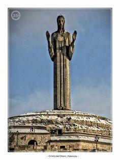#Cristo del otero , #Palencia  #Casi360 fotografia