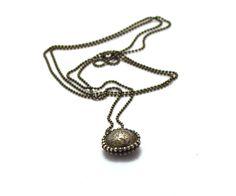 Lady Grange Catch Necklace