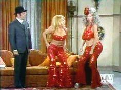 The Carol Burnett Show (1967-1978) Charo on the show