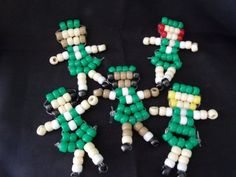 Girl Scout pony beads