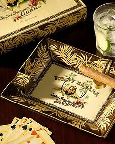 Tommy Bahama cigar ashtray