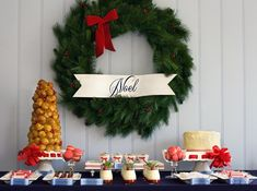 The sweetest Christmas table by Tracey Lau Art & Soul | Chickabug