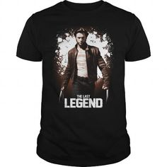 Cool Wolverine Logan The Last Legend Shirts & Tees