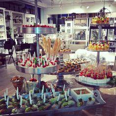 Shoppingnight tarjoilut Espoossa