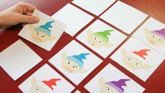 Afocal Bretagne. Un jeu pour travailler sur les émotions et les expression faciales.