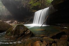 waterfalls-I would love to just sit there & listen to the sound